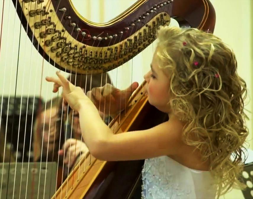 Открытый конкурс струнных инструментов и арфе